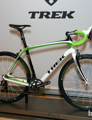 Even Campagnolo builds will be available through Trek's Project One program