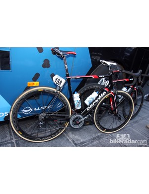 Cervélo offers two frames higher up in the range - the R5 and R5ca - that it could modify instead of the standard R3. But then again, this is a very well proven formula that has brought the company heaps of success in the past.