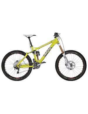 The R.E1 FS is Rotwild's 175mm-travel gravity enduro bike