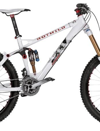 Rotwild R.E1 FS Edition White