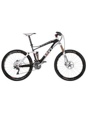 Rotwild's X series models are their 150mm-travel all-mountain bikes. This is the R.X2 FS Edition