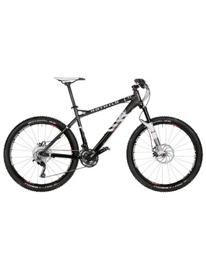 Rotwild make C series hardtails, too, with 100mm forks. This is the R.C1 HT Marathon, £3,099