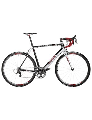 Last but not least, Rotwild make road bikes, too. This is the R.S2 Edition, £5,399