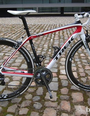 2012 Trek Domane launch