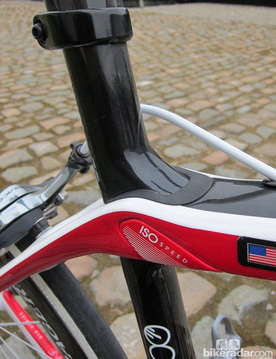 The IsoSpeed concept is no gimmick – it works