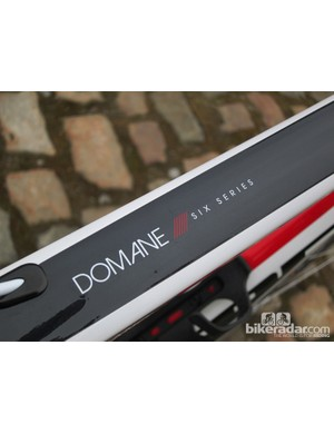 Trek are introducing the Domane at the high end at first. While there are no additional models announced presently, rest assured more are on the way