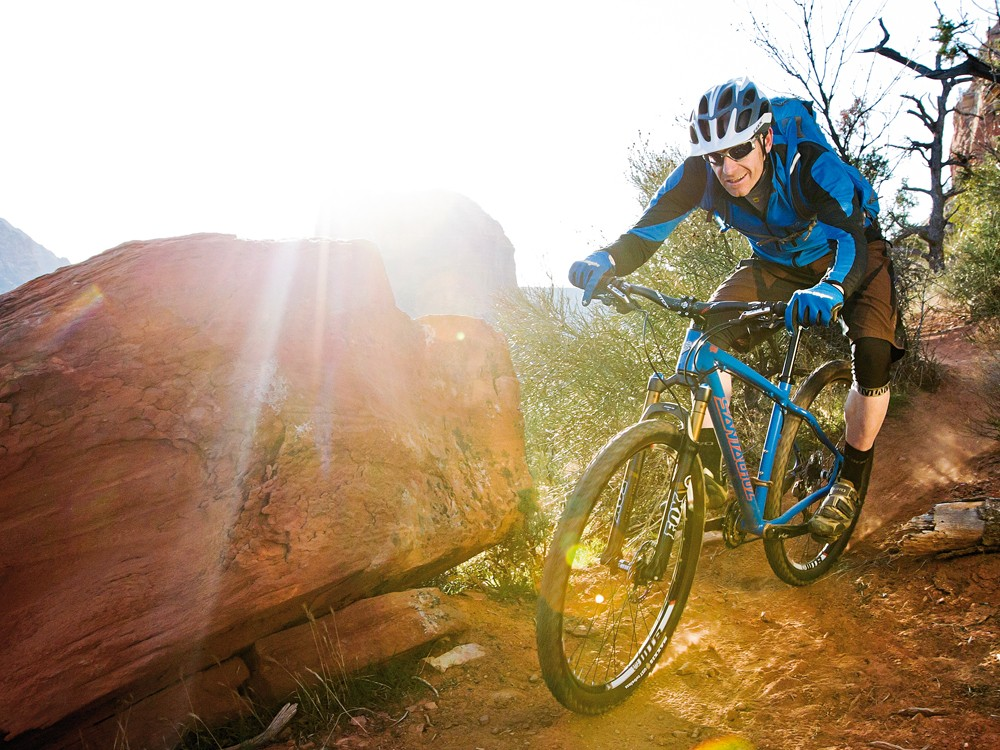 The Santa Cruz Highball is a seriously stiff, tough and versatile 29er hardtail frame