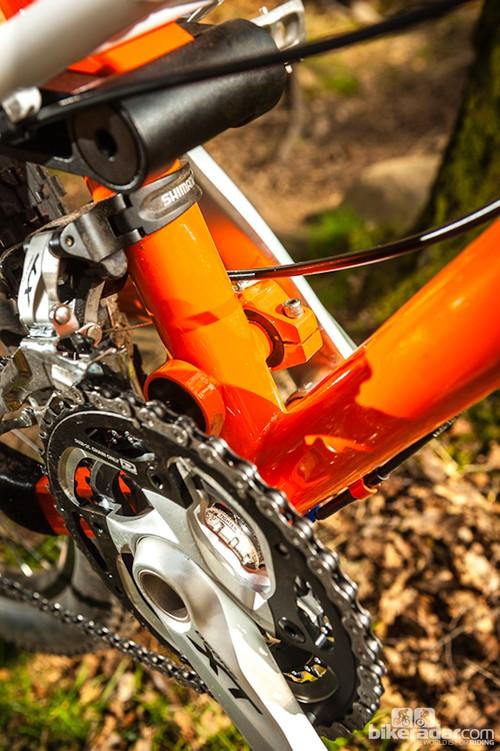 Cotic Rocket frame – First ride - BikeRadar