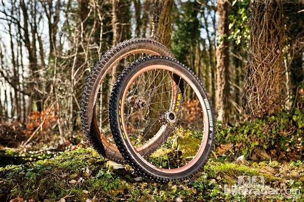 Cole Massif Enduro wheelset
