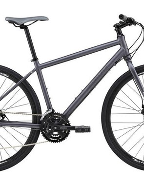 The Pinnacle Lithium Two (£350) has identical gearing to the One but with Shimano M375 disc brakes
