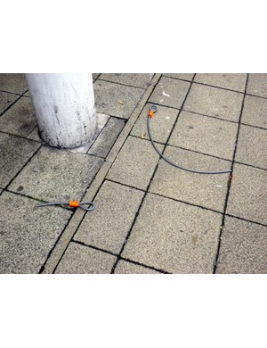Cable locks are little match for NYC's mean streets