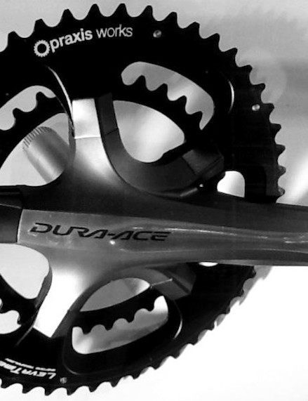 Praxis Works upcoming Dura-Ace 7900 replacement ring kit