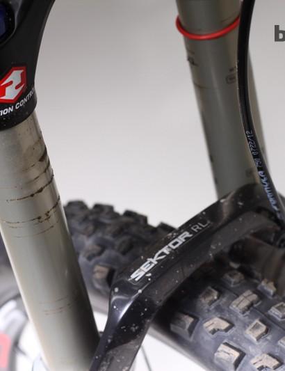 Rockshox new Sektor RL Dual Position Coil suspension fork