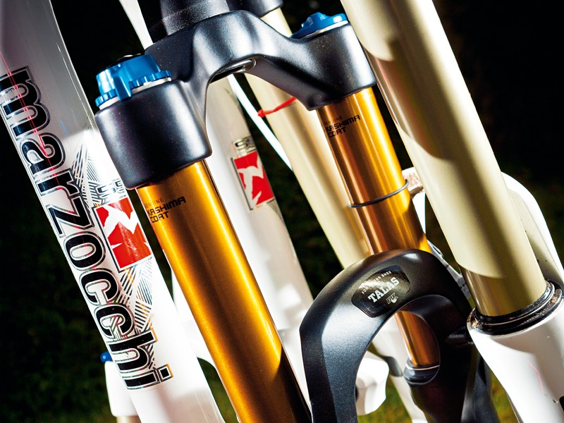 Best suspension forks