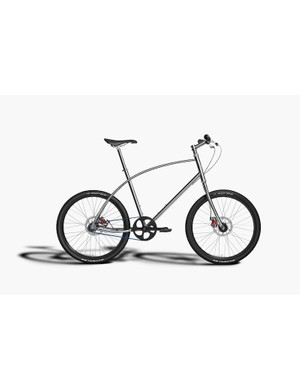 No.4 is available in both chromoly and stainless steel