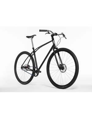 No.3 made from chromoly and dressed in black