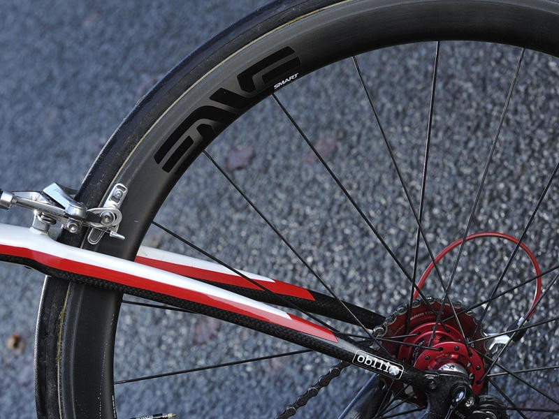 The new policy protects all rims and components, including these Smart ENVE 3.4 wheels