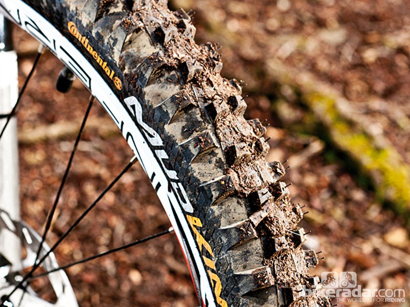 Continental Mud King 2.3in DH tyre