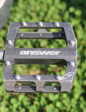 Answer flats
