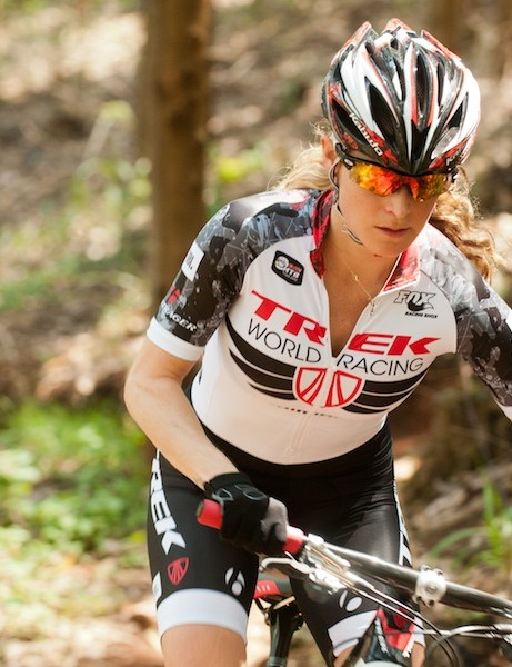 Koerber, now Rockwell, has retired from mountain bike racing