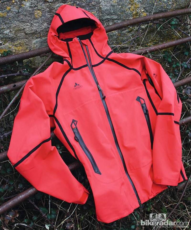 Vaude Alpamayo Neoshell jacket