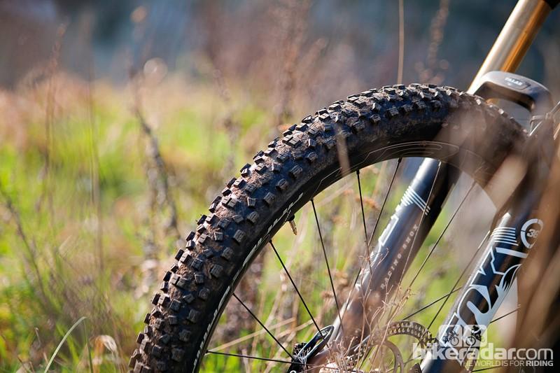 Schwalbe Hans Dampf 29er tyre