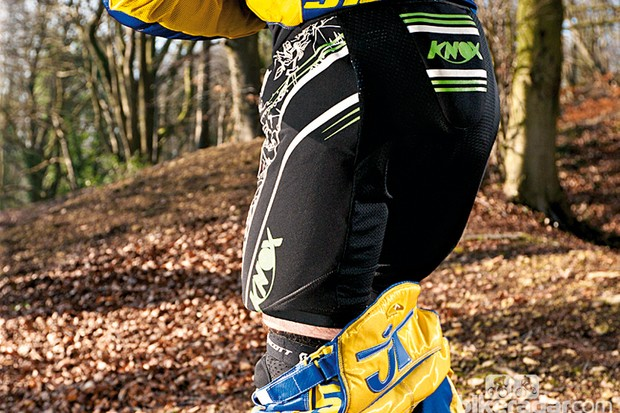 Knox Cross shorts