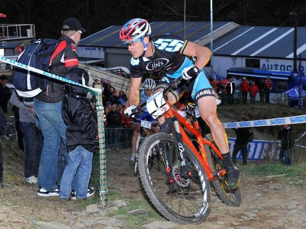 Brian Lopes (Ibis) dominated in Houffalize