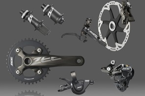 Shimano's new Zee groupset is aimed at grassroots downhill racers and freeriders on a budget