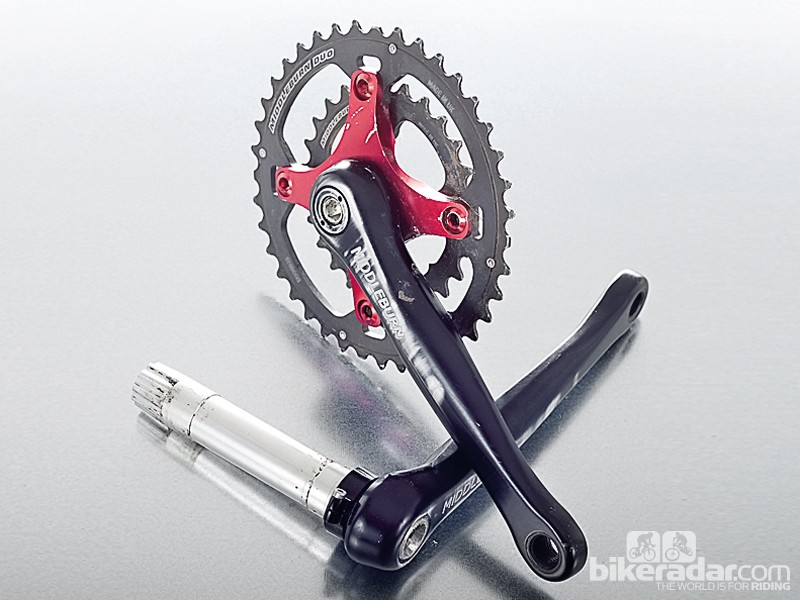Middleburn RS8 X-Type Duo cranks