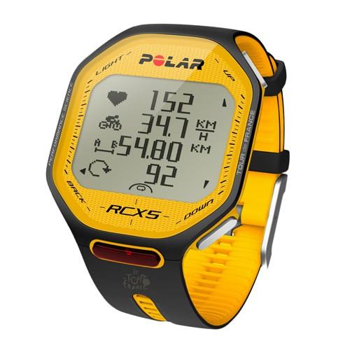 Polar RCX5 Tour de France training computer