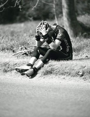 Pacing is crucial if you don't want to find yourself by the roadside, waiting for the broom wagon