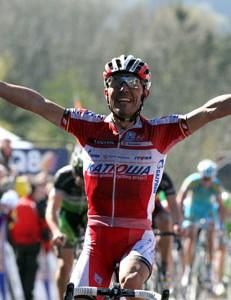 Joaquin Rodriguez wins La Fleche Wallonne