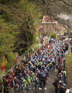 The colour of the Ardennes classics