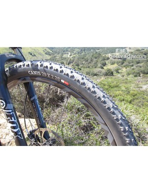 Onza have been resurrected; BMC specified the Canis 2.25in tire on the TE01 29