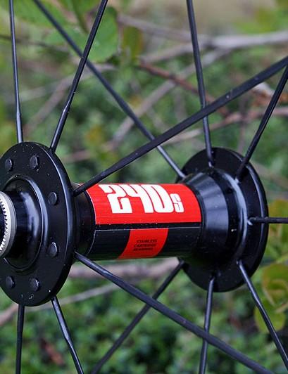 Smart ENVE 8.9 Tubular front