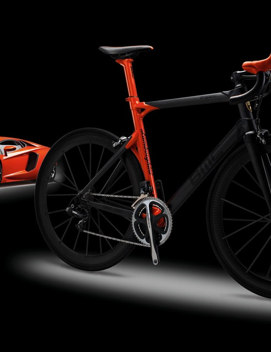 BMC impec Automobili Lamborghini Edition. Lamborghini not included