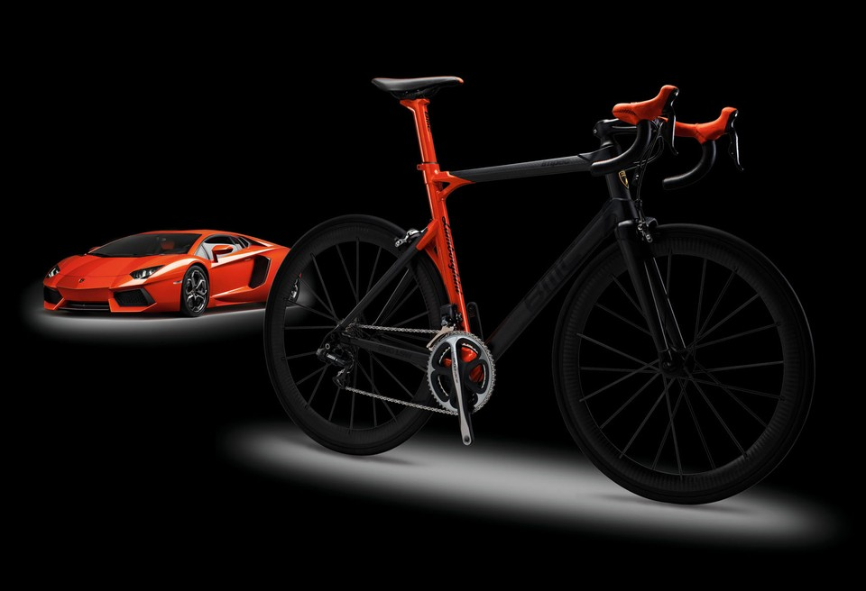 Bmc Impec Automobili Lamborghini Edition Launched Bikeradar