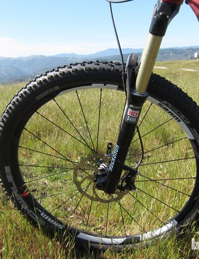 650B (27.5in) wheels are currently being positioned as best suited for trail bikes with 130- 50mm of travel