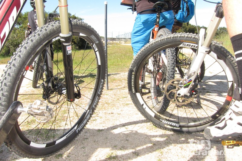650B versus 26in. Is there enough of a benefit to justify the additional middle size? And where does it leave bikes like Santa Cruz's new Tallboy LT?