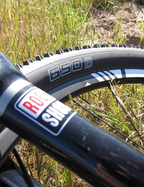 RockShox and SRAM are tag-teaming the 650B push for 2013