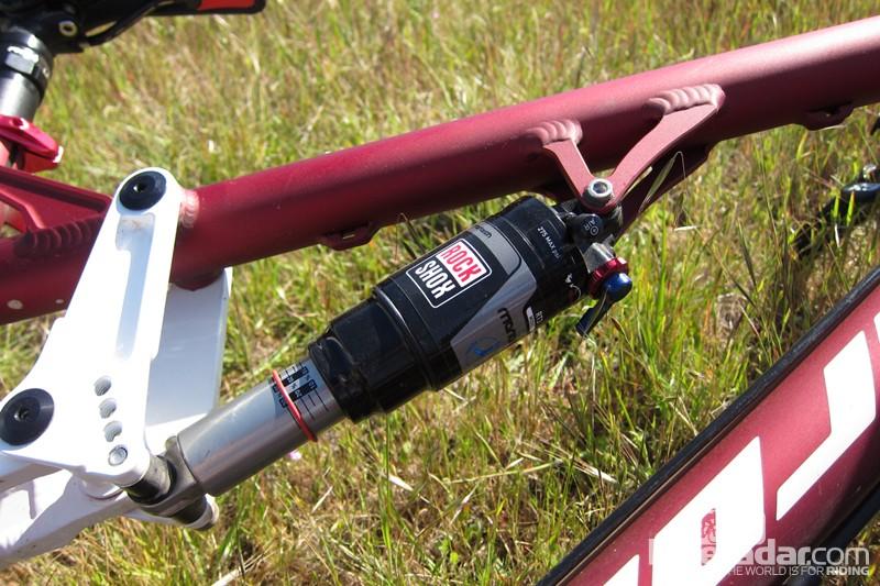 RockShox's new Monarch RT3 rear shock