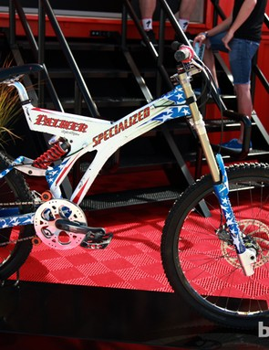 This is what Shaun Palmer used for downhill racing in 1996