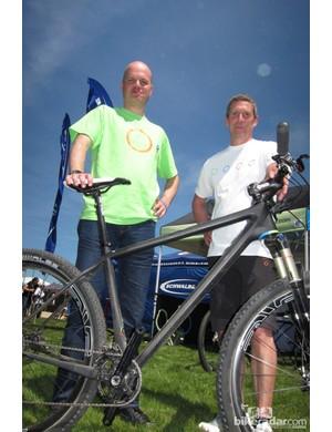 Open co-founders Gerard Vroomen and Andy Kessler