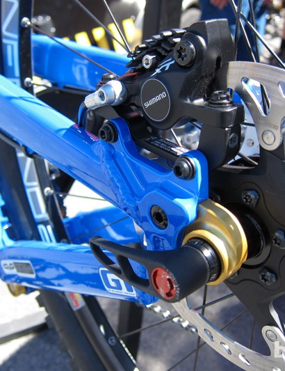 G1 modular dropouts on the Tracer 27.5