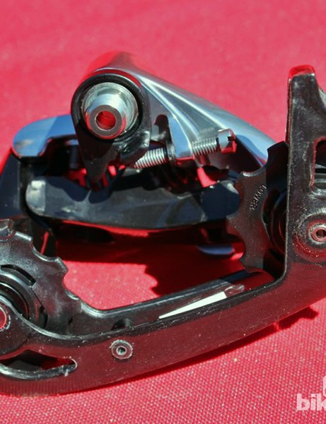 SRAM are calling the WiFLi derailleurs' extended cage a