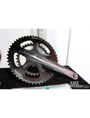 Praxis Works have released a new chainring set for Shimano Dura-Ace 7900 cranks, complete with profiled caps and special bolts for a finished appearance