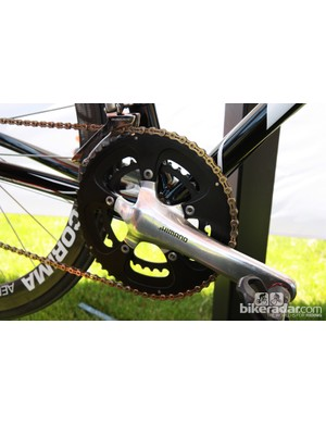 Praxis Works' new mid-compact 52/36t chainring set is scheduled to ship by 1 June