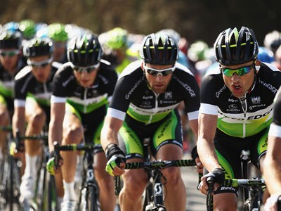 GreenEdge will be a team to watch in the Giro d'Italia