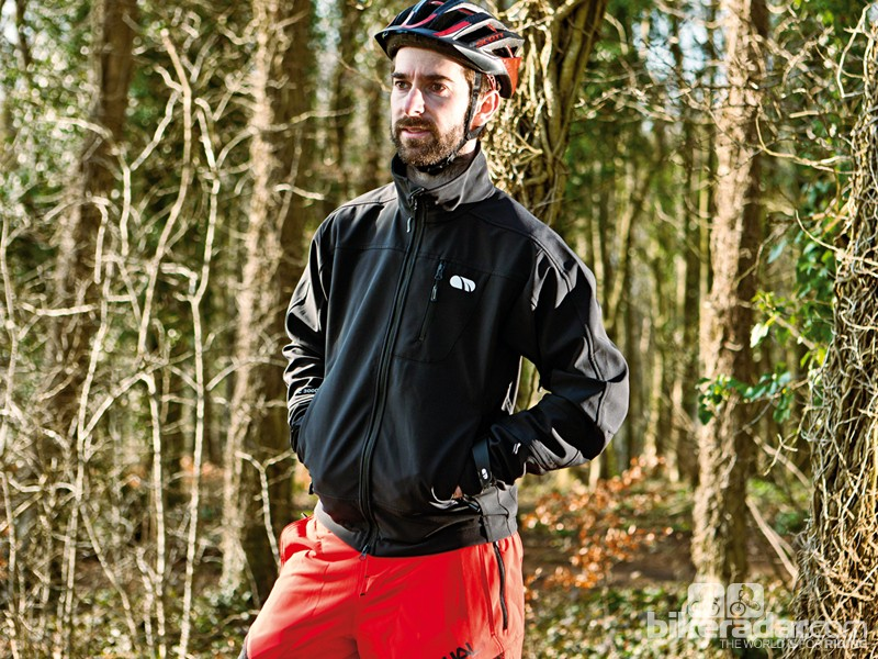 Madison Trail water-resistant jacket